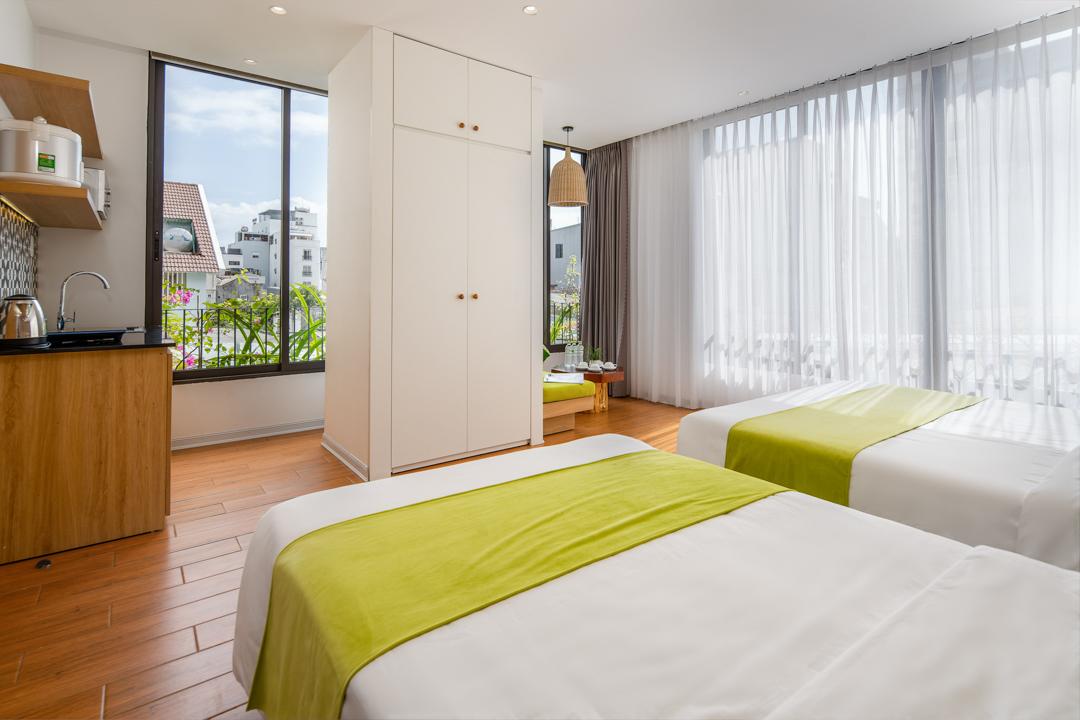 P&B Villa Apartment Da Nang