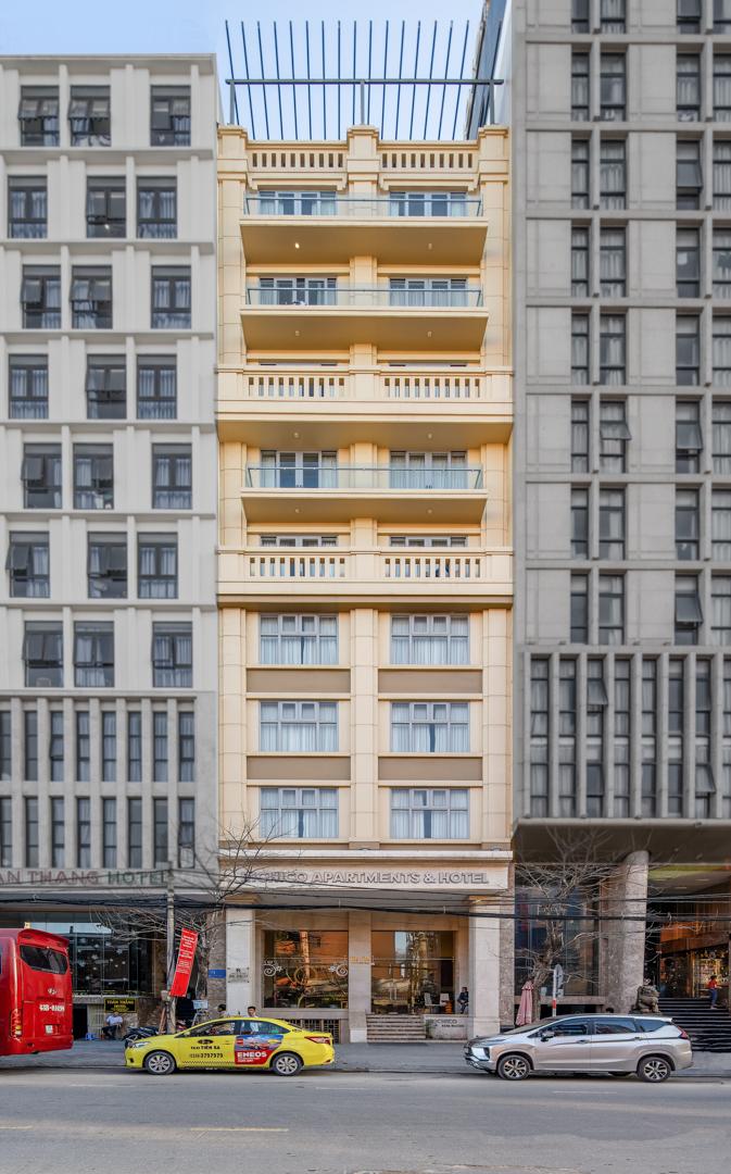 Richico Apartments And Hotel Da Nang