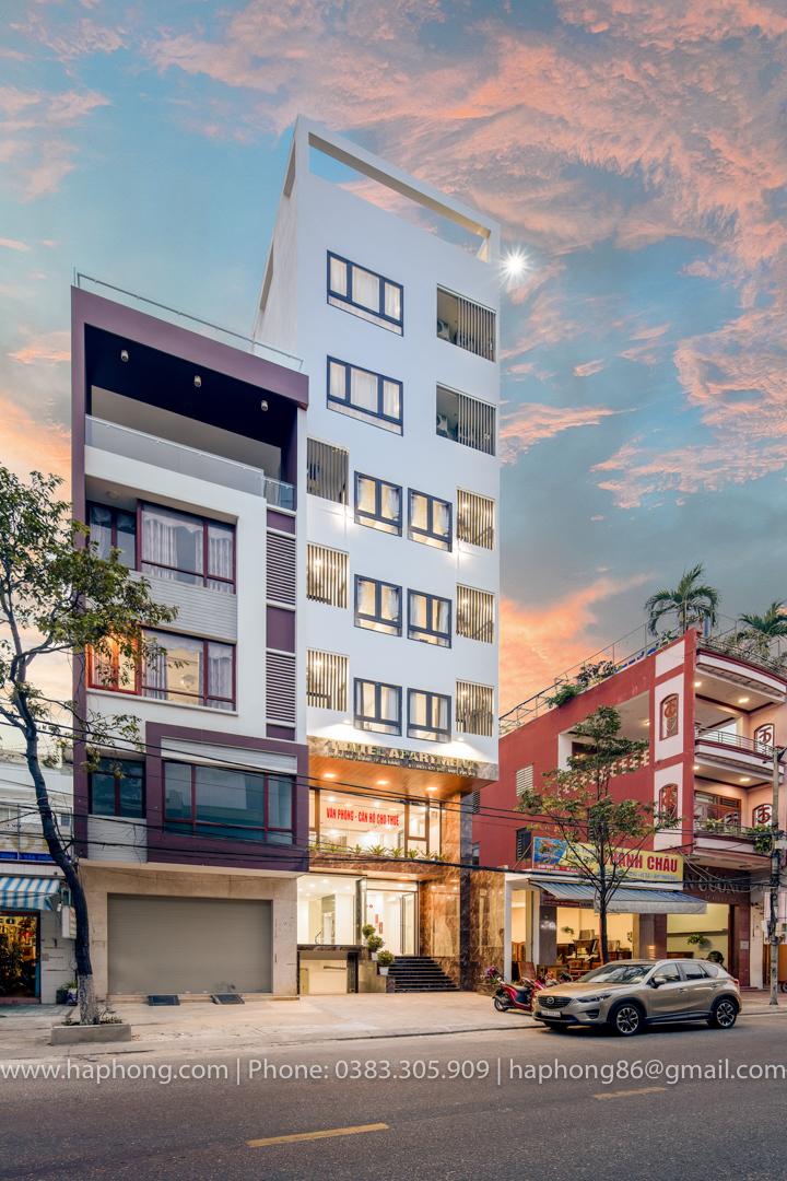 Căn hộ Tiditel Apartment