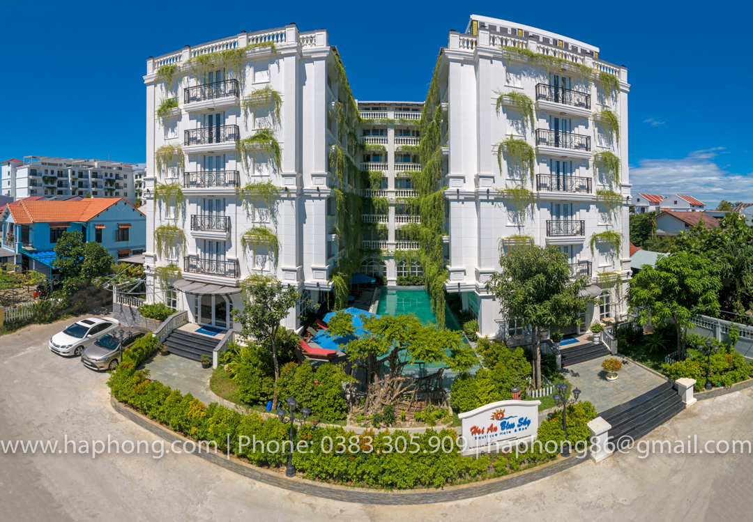 Hội An Blue Sky Boutique Hotel & Spa
