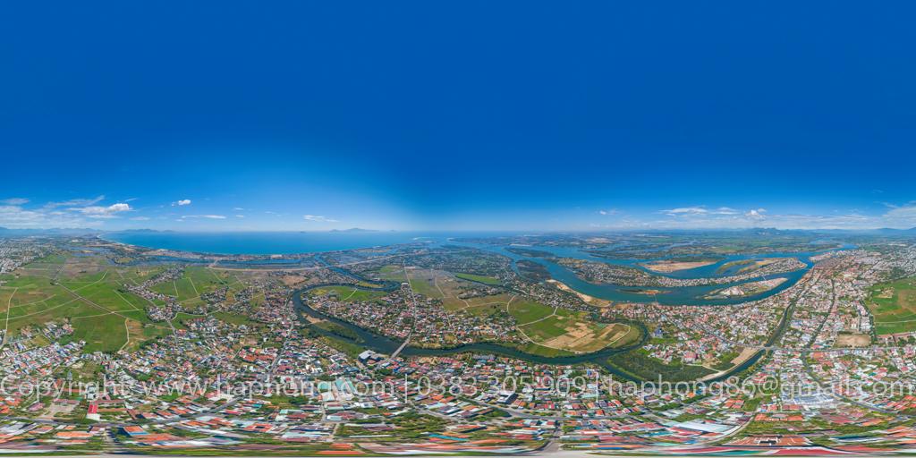 Chụp ảnh 360, 360 Virtual Tours, Google Business View : Cẩm Châu, Hội An, Quảng Nam