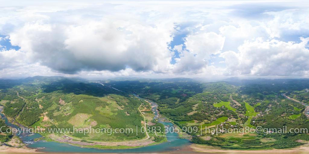 Chụp ảnh 360, 360 Virtual Tours, Google Business View : Cầu Treo, Tiên Cảnh, Tiên Phước, Quảng Nam