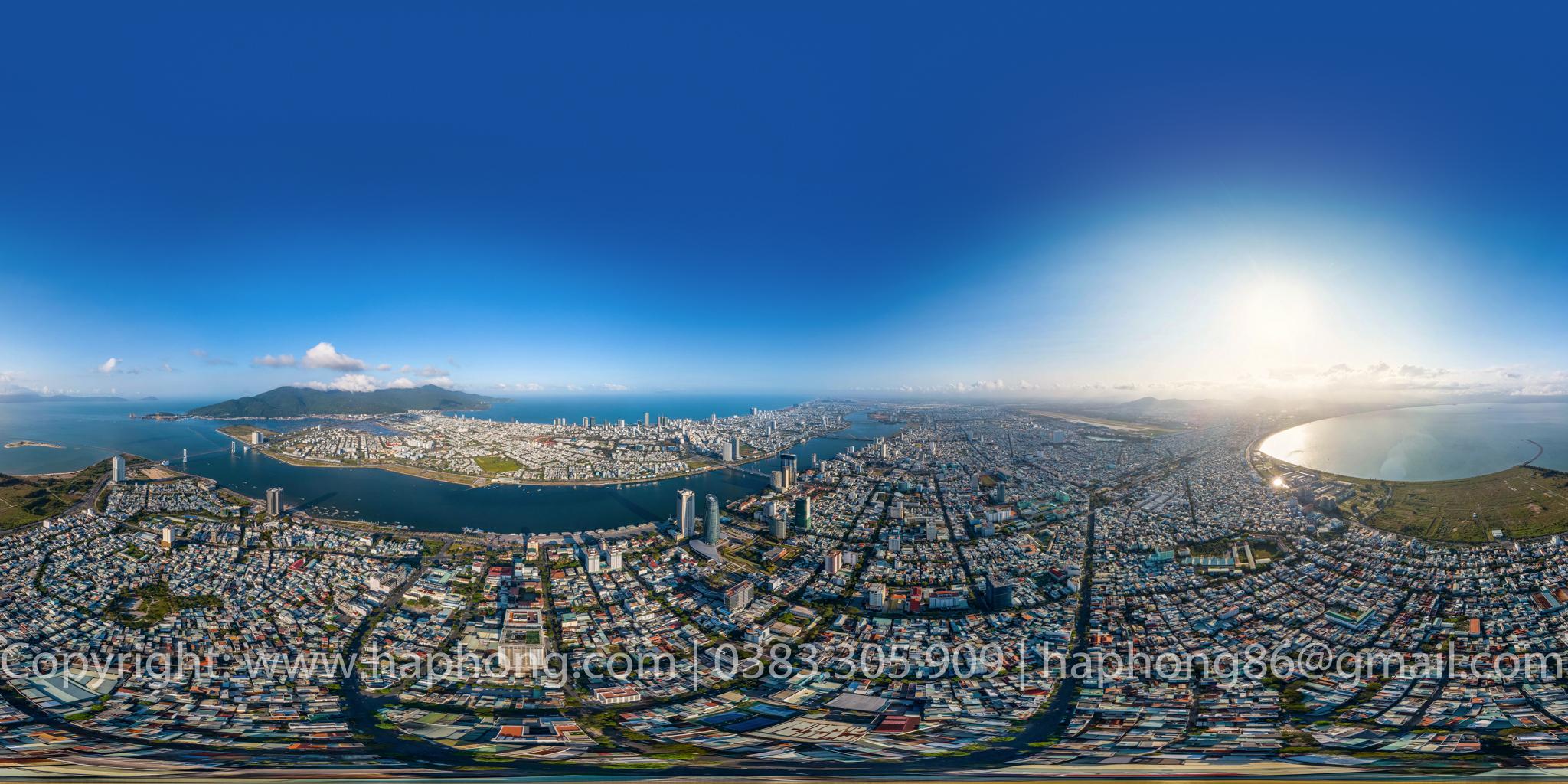 Chụp ảnh 360, 360 Virtual Tours, Google Business View : Đường Đống Đa, Thành Phố Đà Nẵng