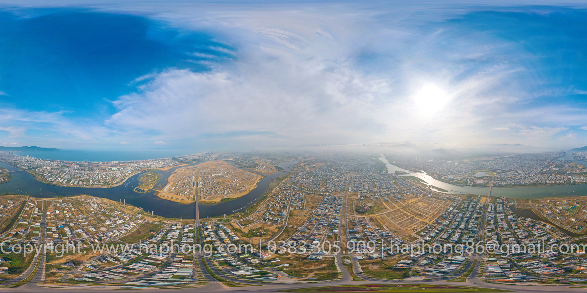 Chụp ảnh 360, 360 Virtual Tours, Google Business View: Hòa Xuân, Cẩm Lệ, Đà Nẵng