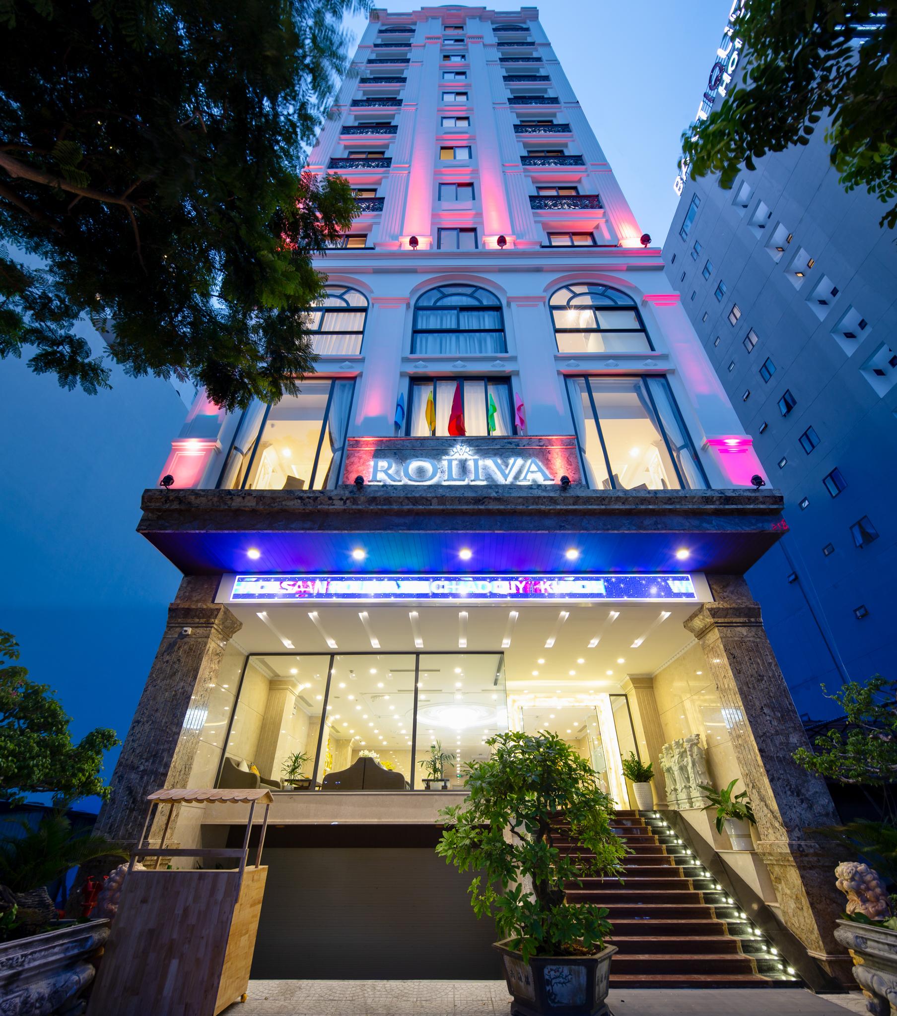 Chụp ảnh 360 khách sạn Roliva Hotel & Apartment Danang