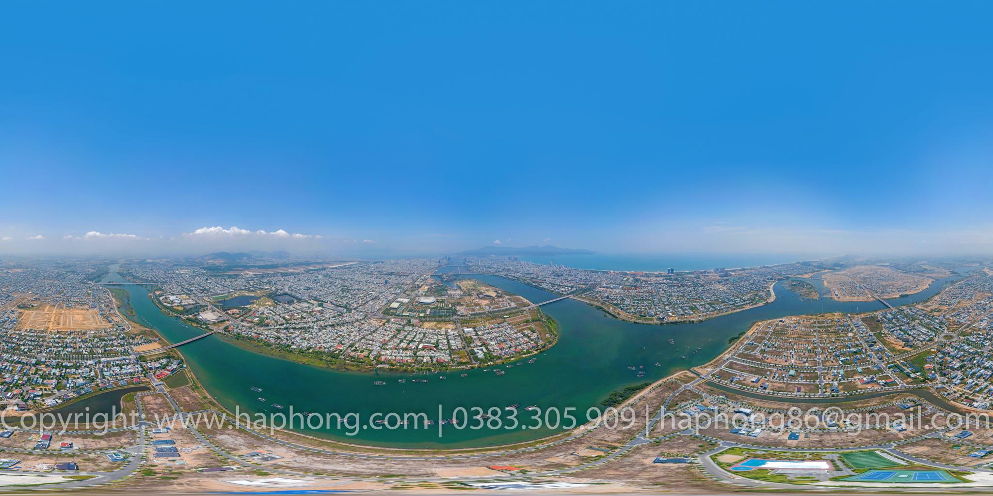 CHỤP ẢNH 360, 360 VIRTUAL TOURS, GOOGLE BUSINESS VIEW:  Khu Euro Villa 2, Hòa Xuân, Cẩm Lệ, Đà Nẵng