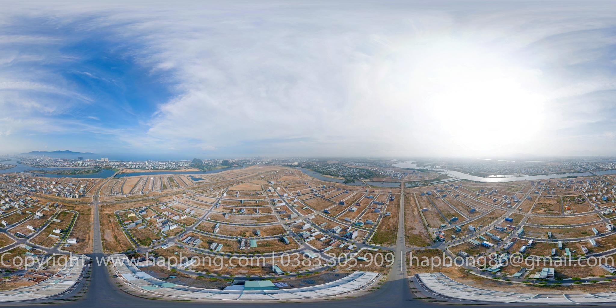 CHỤP ẢNH 360, 360 VIRTUAL TOURS, GOOGLE BUSINESS VIEW: Nam Hòa Xuân, Cẩm Lệ, Đà Nẵng
