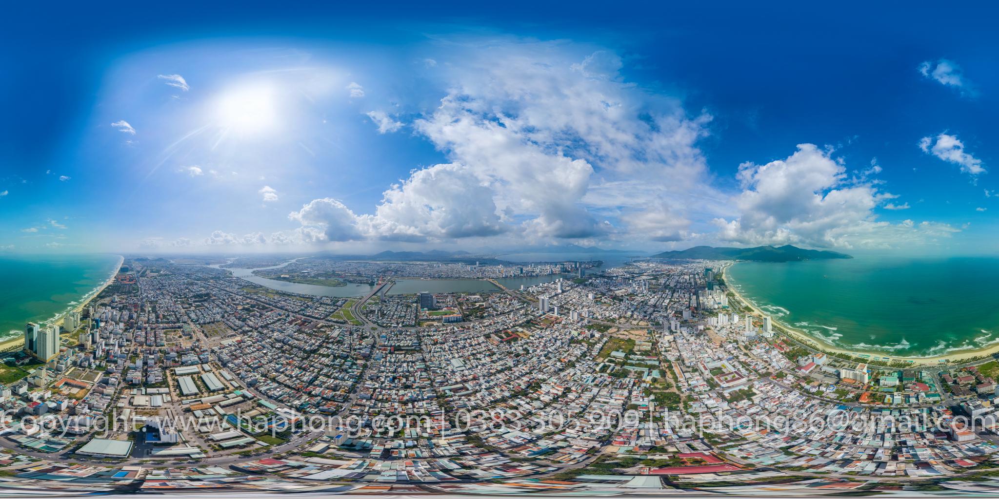 CHỤP ẢNH 360, 360 VIRTUAL TOURS, GOOGLE BUSINESS VIEW: Nguyễn Văn Thoại, Đà Nẵng