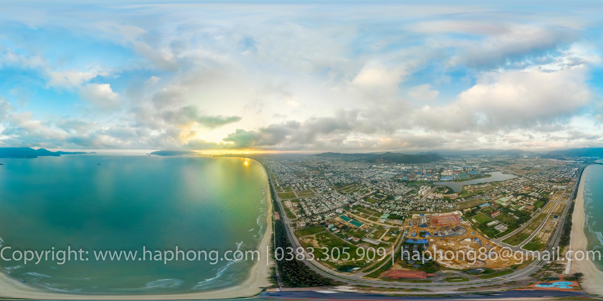 CHỤP ẢNH 360, 360 VIRTUAL TOURS, GOOGLE BUSINESS VIEW: Xuân Thiều, Hòa Khánh, Đà Nẵng
