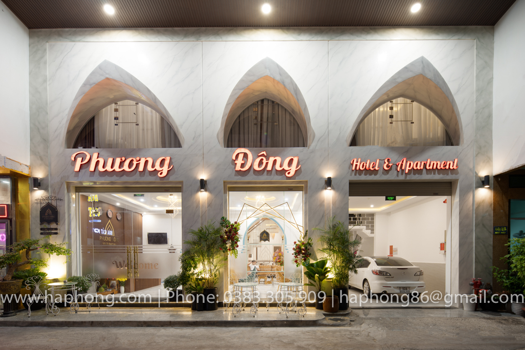 Phuong Dong Hotel & Apartment in Quy Nhon